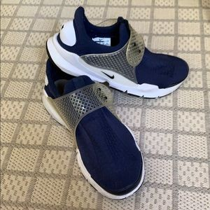 Nick Sock Dart Shoes Size 10